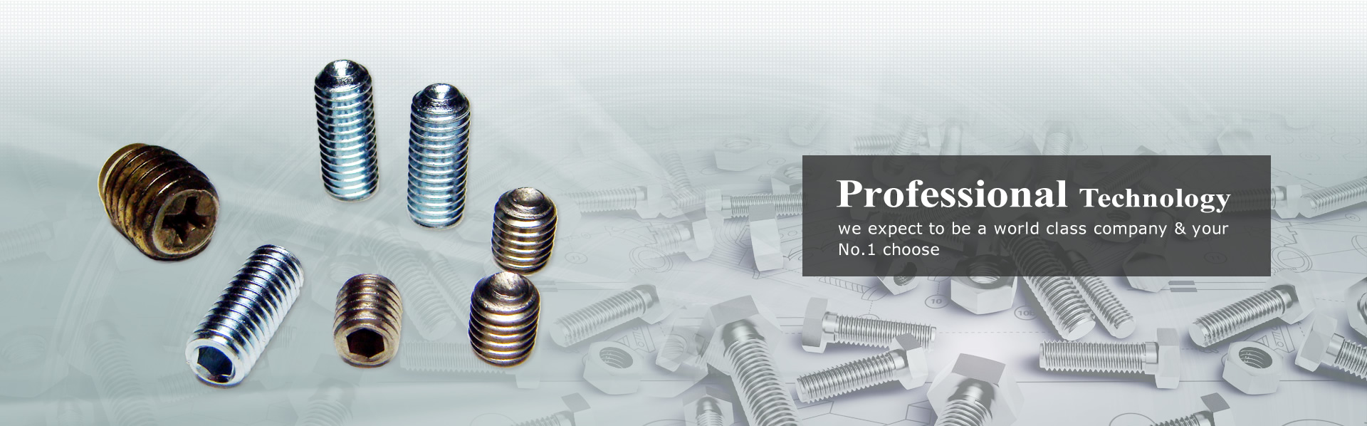 Kuan Yi Industry Co.,Ltd-screws,rivets,anchor,U-bolt,paint screw,pin,accessory package, thread rod,
